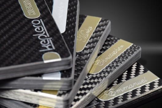 Keplero Carbon Fiber Wallet