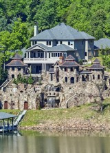 For Sale! Knoxville Mansion With 'Medieval-Like' Village In Backyard