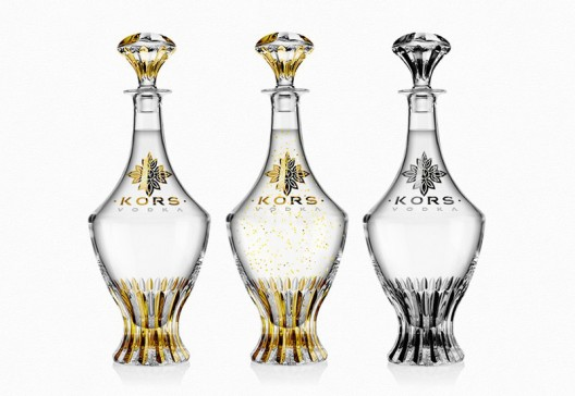 Kors Vodka's World's Most Exclusive Corporate Gift Collection