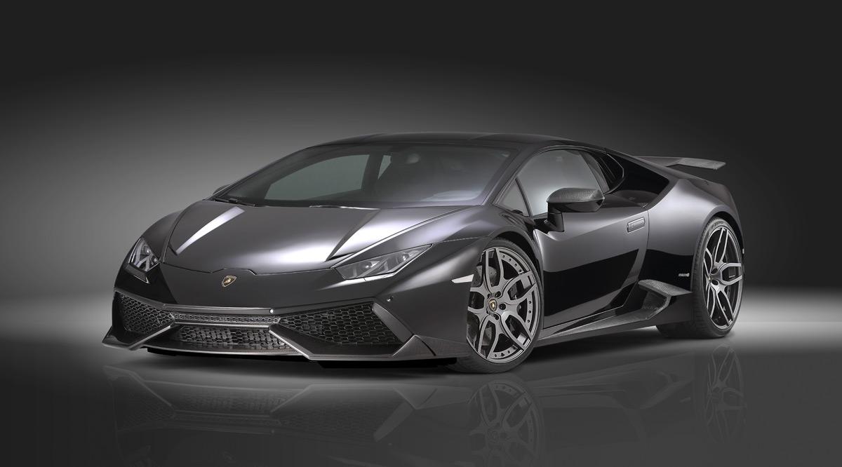 Exclusive Lamborghini Huracan by Novitec Torado