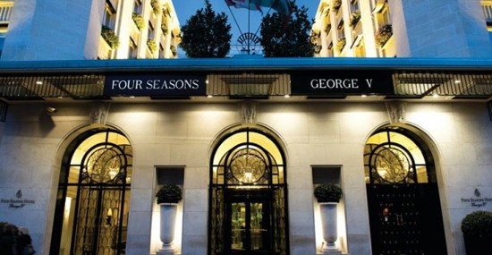 Le George – New Restaurant at the iconic George V Hotel in Paris To Open In October