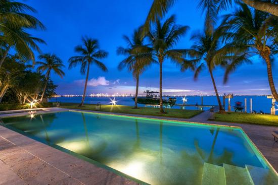 Lo's Former Miami Home