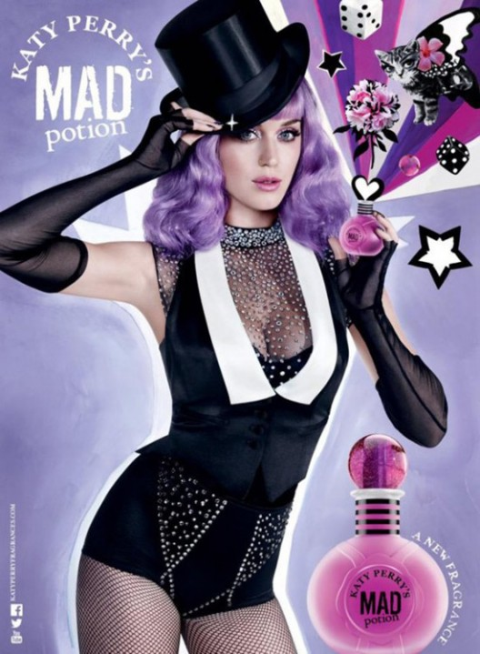 Katy Perry Launches Twitter Pop-Up for New Fragrance