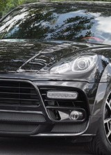 Mansory Porsche Macan Officially Launched