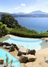 Marinca Hotel & Spa: a seafront five star hotel in South Corsica