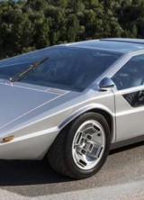 One Of A Kind Maserati Boomerang At Auction