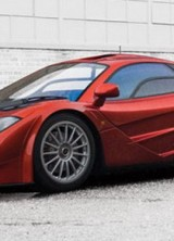 Rare McLaren F1 LM Goes Under the Hammer