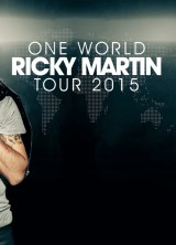 Meet Ricky Martin Backstage & Receive 4 VIP Tickets to a One World Tour 2015 Concert
