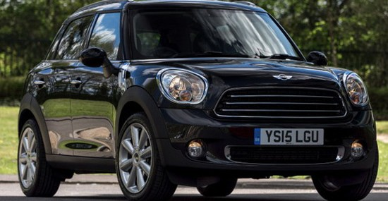 Mini Countryman Cooper D ALL4 Business Special Edition