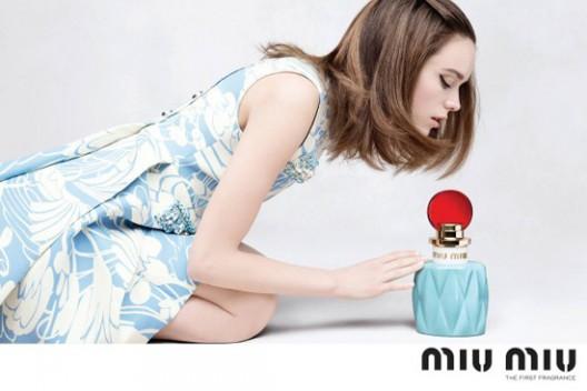 Miu Miu launches its first fragrance