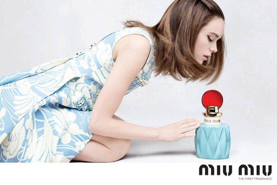 Miu Miu launches its first fragrance