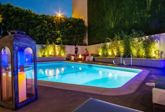 Mosaic Hotel In Beverly Hills Ready To Open After Multi-million Dollar Renovation