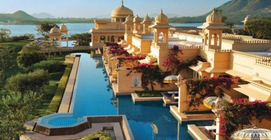 World's Best Hotel – Oberoi Udaivilas, Udaipur, India