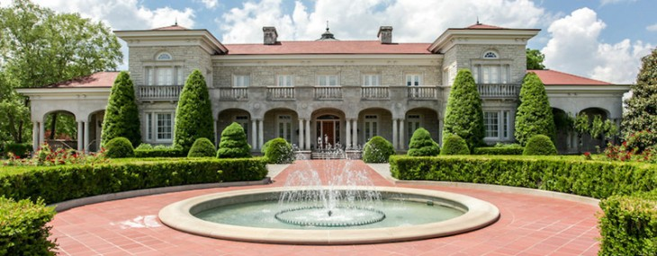 Palatial Manor On 29-Acres For $9.5-Million