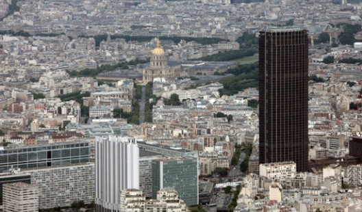 Paris to get new triangle-shaped glass skyscraper