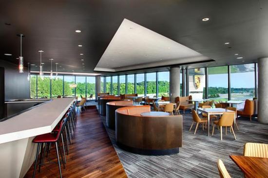 """Restaurant 356"" - Porsche's New Restaurant In Atlanta"