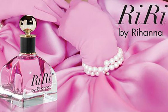 RiRi - Rihanna's New Fragrance