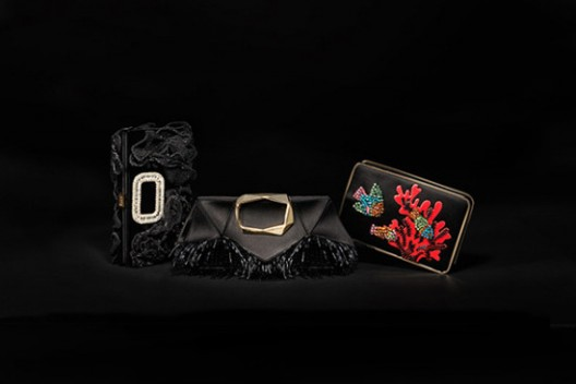 Roger Vivier's Heritage collection now available