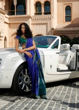 Phantom Drophead Coupe Maharaja Peacock