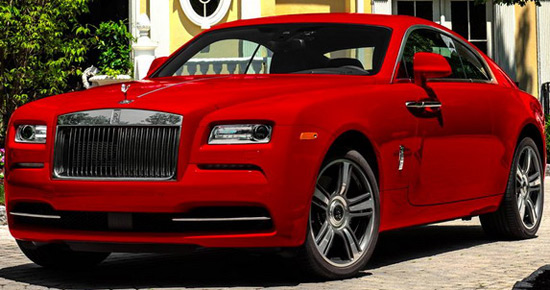 Rolls-Royce Wraith St. James Edition