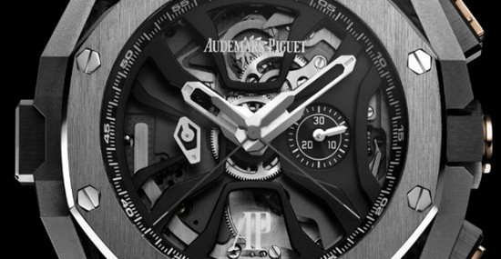 Audemars Piguet Royal Oak Concept Laptimer Michael Schumacher Watch