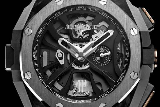 Royal Oak Concept Laptimer Michael Schumacher