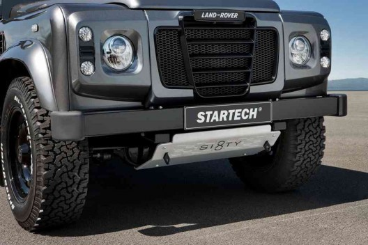 STARTECH SIXTY8 - Farewell To An Icon Land Rover Defender