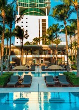 The Setai Hotel In Miami