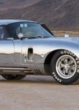Shelby American 50th Anniversary Cobra Daytona Coupe Limited Edition