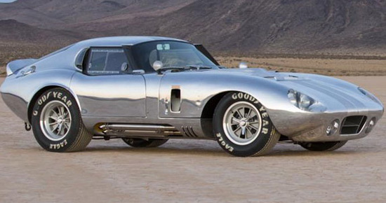 Shelby American 50th Anniversary Cobra Daytona Coupe