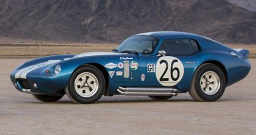 Shelby American 50th Anniversary Cobra Daytona Coupe