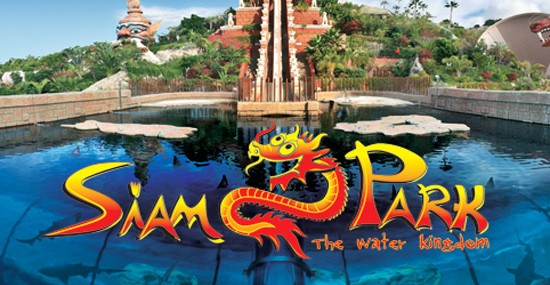 Siam Park, Adeje, Tenerife – TripAdvisor Winner For the Best Water Park 2015