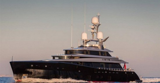 New Superyacht Kiss Listed On Sale