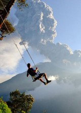 For All Adventurers – Swing at the End of the World