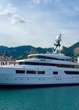 Grand Debut of Tankoa S683 M/Y Suerte at 2015 Monaco Yacht Show
