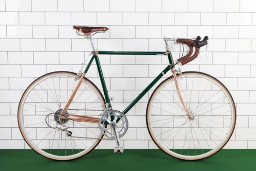 Ted Baker Teamed Up With Quella For Retro-Style Bicycles