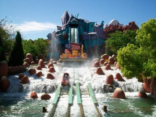 Universal's Islands of Adventure In Orlando