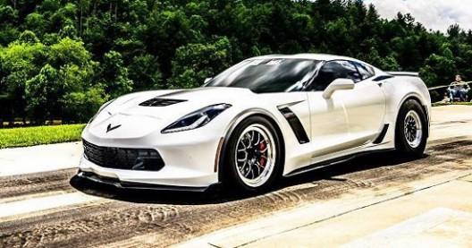 Vengeance Racing Corvette