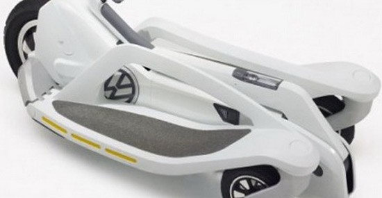 Volkswagen electric three-wheeler