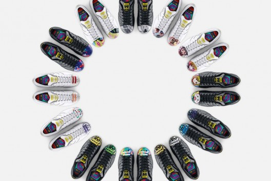 New Sneaker Design By William Pharrell & Zaha Hadid & Adidas