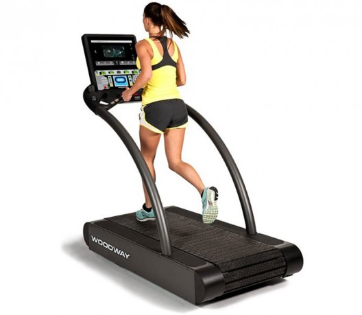 Woodway 4Front is the Bentley of treadmills