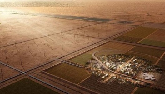 $1.4 Billion Ghost Town In The Middle Of The Desert