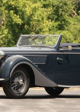 1937 Delahaye 135 Cabriolet to be Auctioned in September