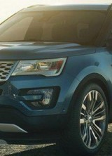 Ford Explorer Platinum For 2016