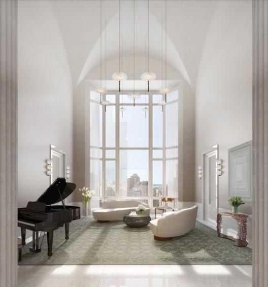 Four Seasons New York's $65 Million Penthouse