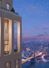 30 Park Place – Four Seasons New York's $65 Million Penthouse