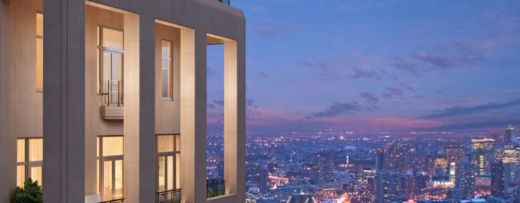 30 Park Place – Four Seasons New York's $65 Million Penthouse