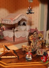 $8.5 Million Astolat Castle – World's Most Expensive Dollhouse Go on Public Display for the First Time