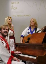ABBA's piano up for auction in London