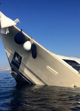Too Expensive Sinking – $6.2 Million Worth Yacht Disappeared in Just a Few Minutes